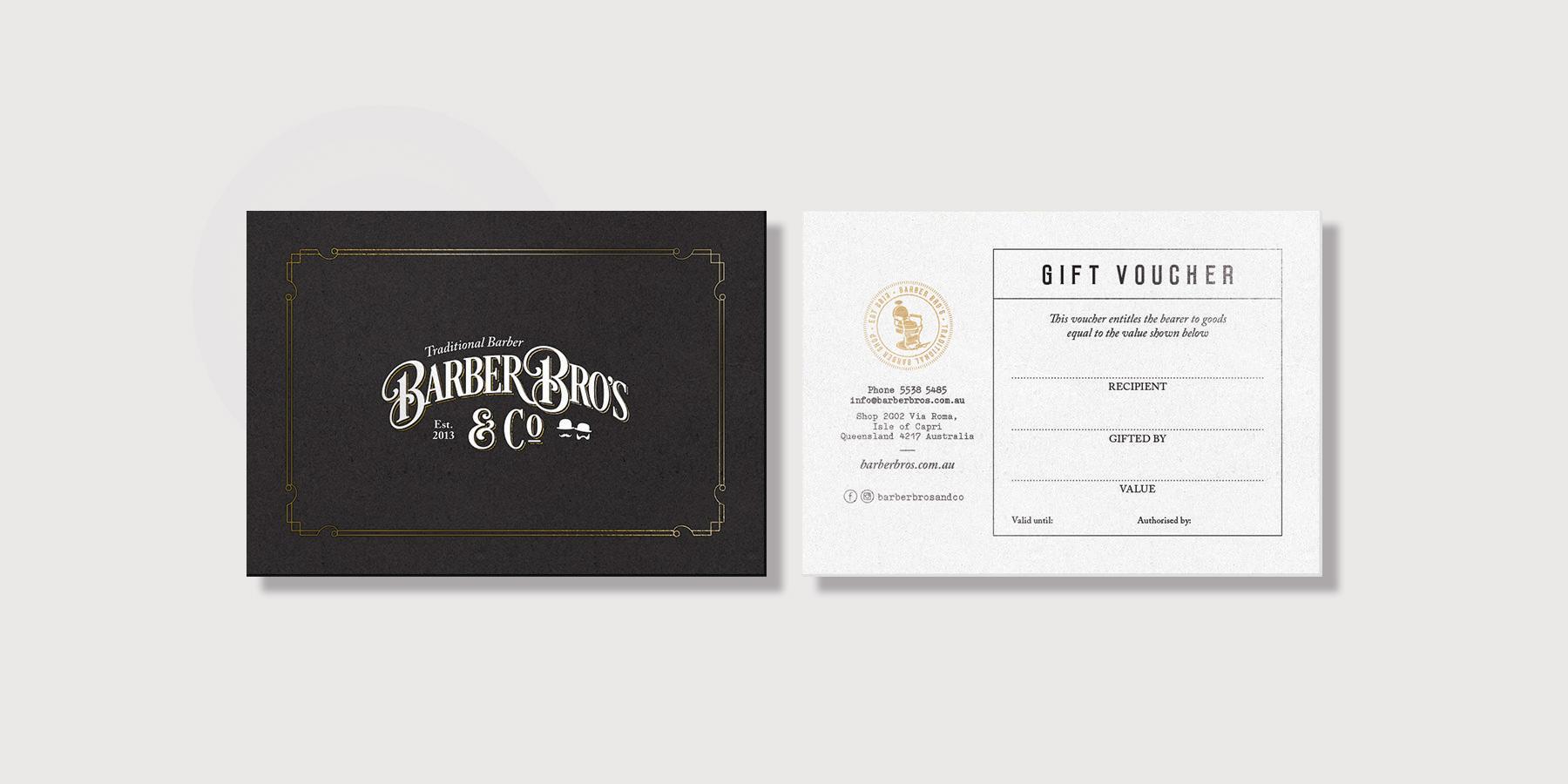 Barber Bro's & Co